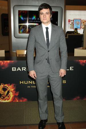 Josh Hutcherson is award-winning!