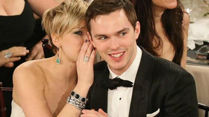 Jennifer Lawrence and Nicholas Hoult split?