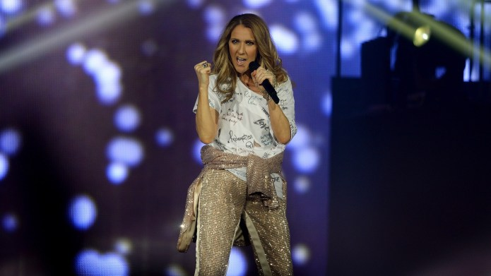 Céline Dion Gives Promising Health Update