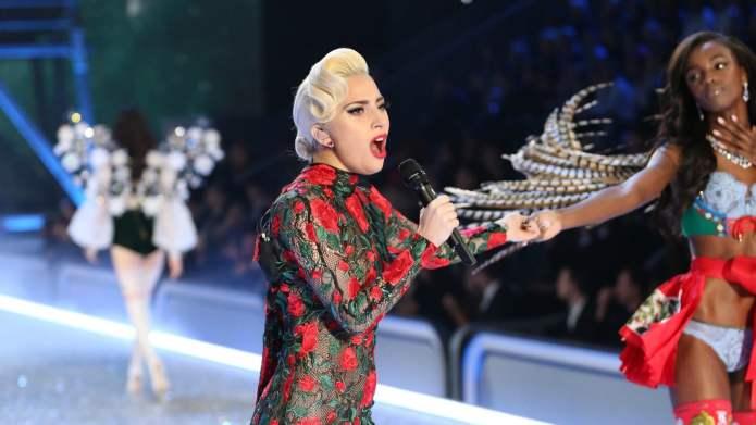 Come on, Lady Gaga's Victoria's Secret