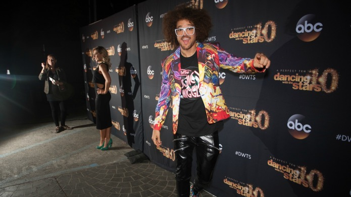 LMFAO's Redfoo reveals his new DWTS