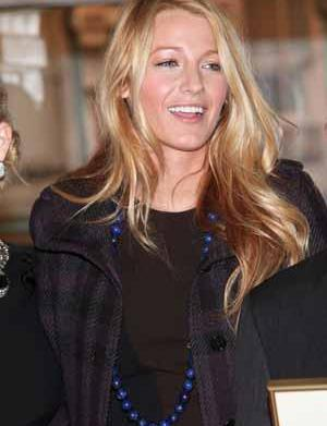Blake Lively The Mayoral proclamation in