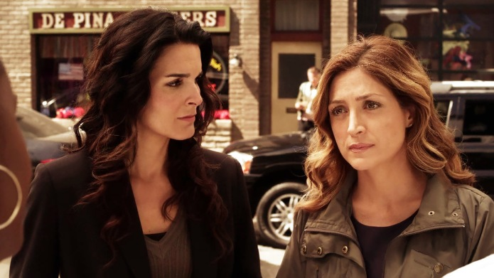 Rizzoli & Isles doesn't have time