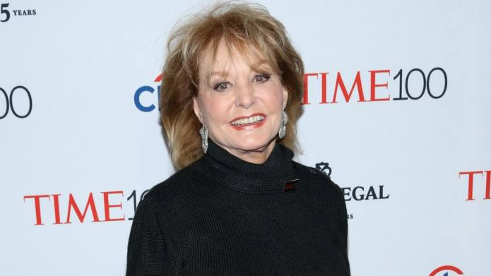 Barbara Walters sees all The View