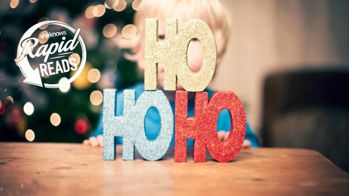 Family's controversial 'Ho Ho Ho' Christmas