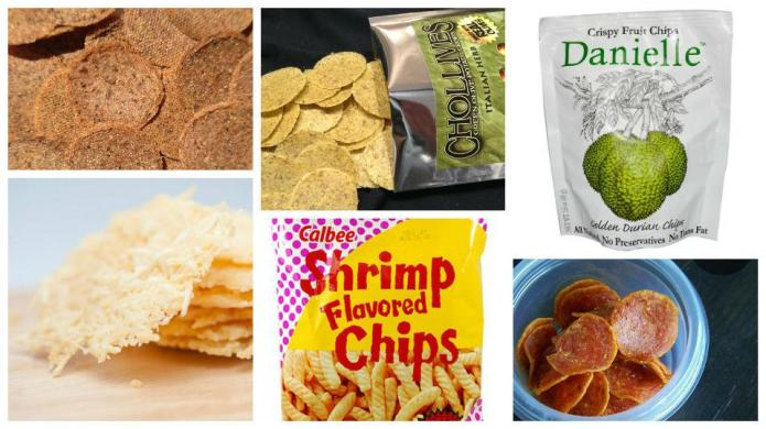 Beef jerky and other foods that
