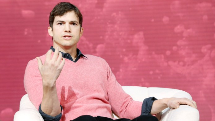 Ashton Kutcher Says Mourning His Failed