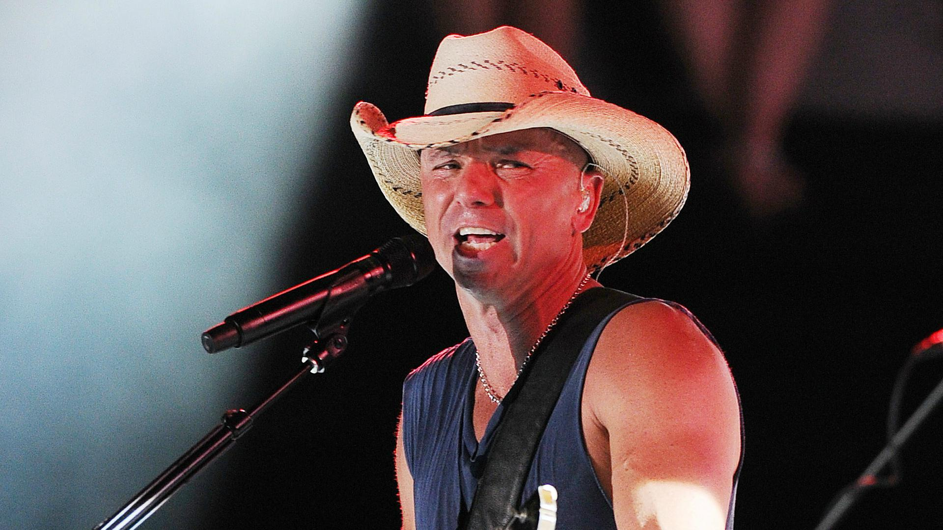Kenny Chesney to country music: Stop objectifying women
