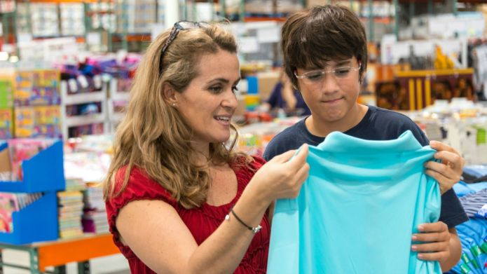 8 Shopping tips for boys that