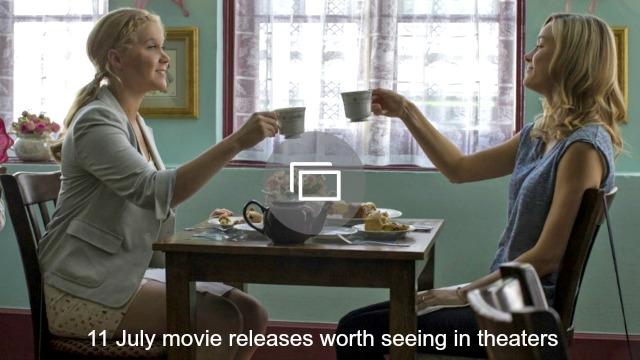 july movies slideshow