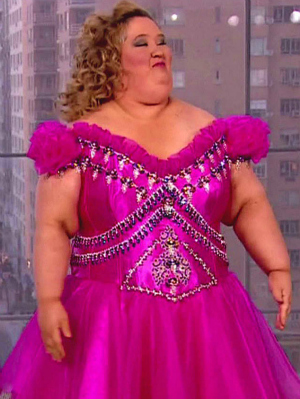 Honey Boo Boo Child's June Thompson on Anderson