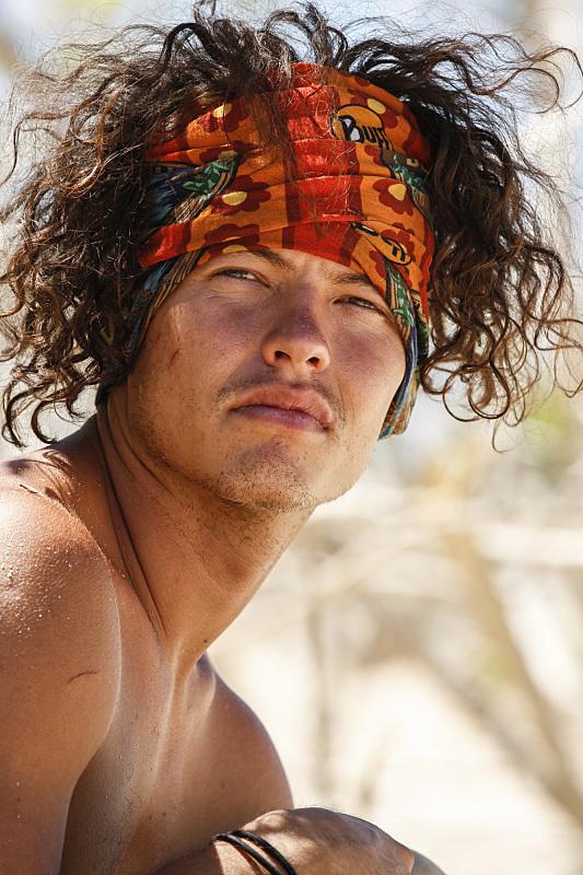 Jay Starrett on Survivor: Millennials Vs. Gen-X