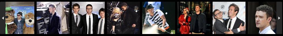 Justin Timberlake Photos: Man Candy Mondays