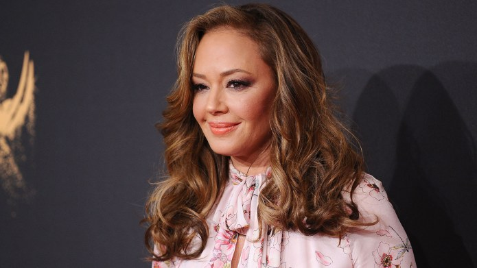 Leah Remini Blasts LAPD for Protecting