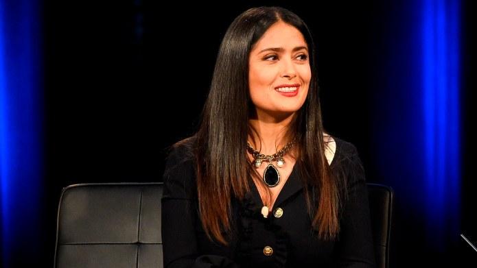 The Reason Salma Hayek Waited to
