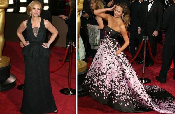 Friday's Fashion Fails: Julia Roberts and