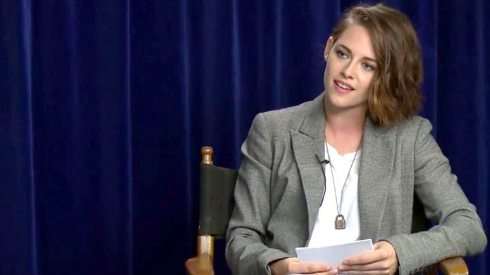 Kristen Stewart hilariously shows how frustrating