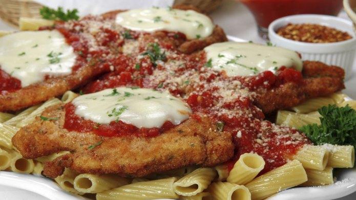 Quick chicken parmesan recipes