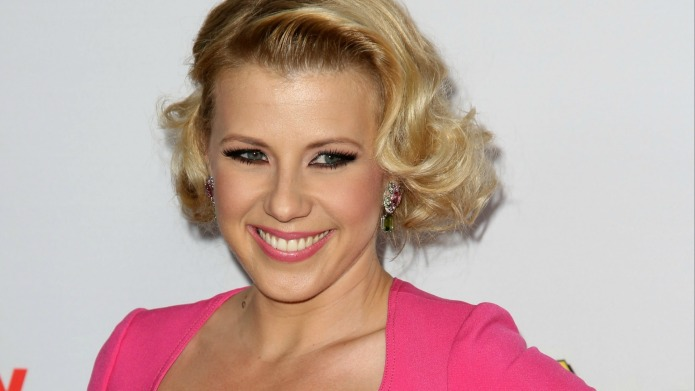 Fuller House star Jodie Sweetin is