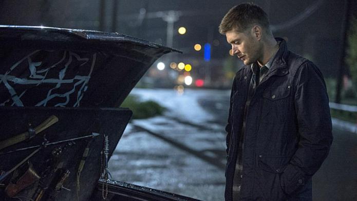 Supernatural made me wait 6 seasons