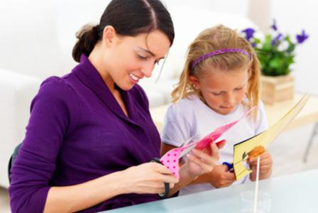 Homeschooling for craft-challenged moms