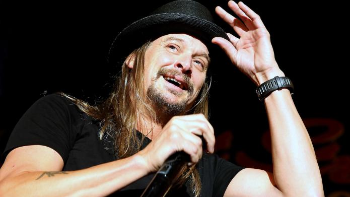 Kid Rock Headlines The D Las