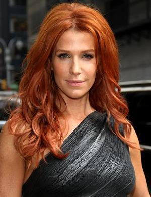 Poppy Montgomery 'The Late Show with