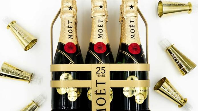 You Can Now Buy Champagne in