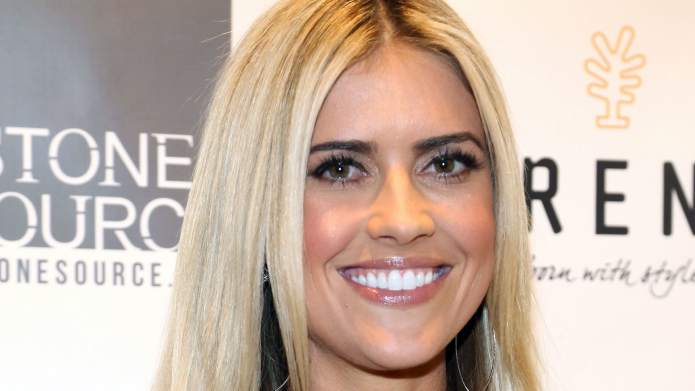 Christina El Moussa Isn't Trying to