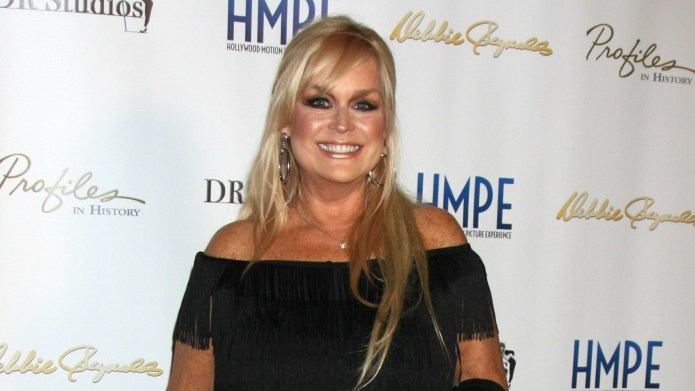 Catherine Hickland's tribute to Carrie Fisher