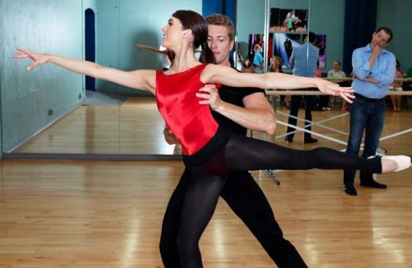 CW's Breaking Pointe: Ballet is beautiful