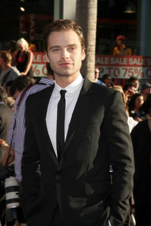 Sebastian Stan mad for Once Upon