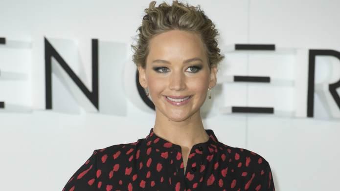 Jennifer Lawrence can't even wear a