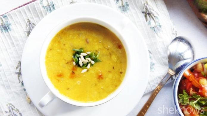 3 Indian lentil daal soups to
