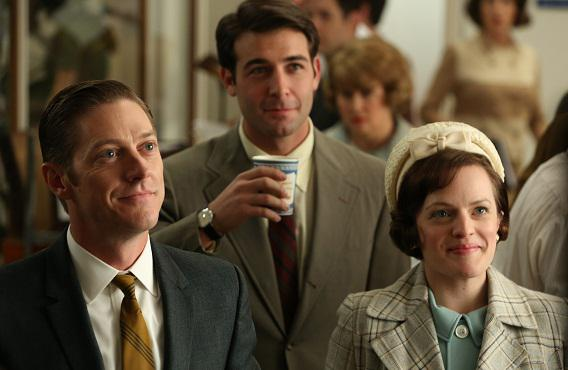 Burning Mad Men question: Who the