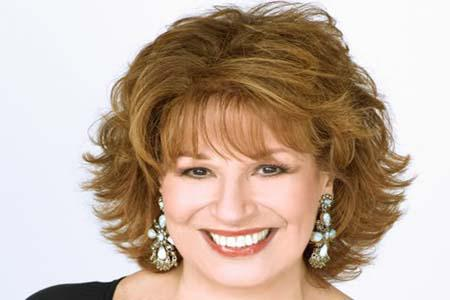 Joy Behar celebrates birthday live on