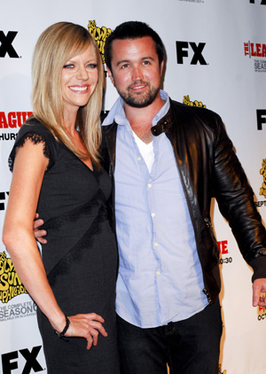 Kaitlin Olson And Rob Mcelhenney Wedding.Pregnant Kaitlin Olson Is Adding Another Set Of Balls To Her
