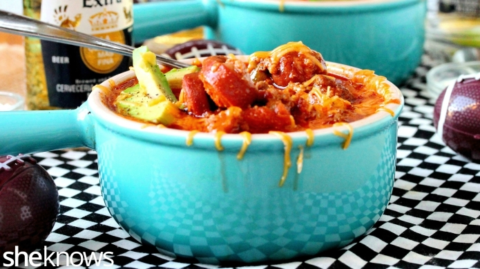 Slow Cooker Sunday: Beer-infused chili to