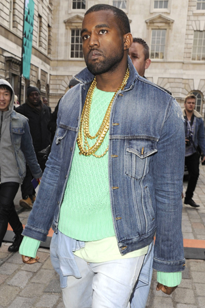 Kanye West upsets members of the Royal Family!