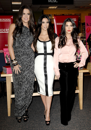 kardashian sisters steps brothers wedding