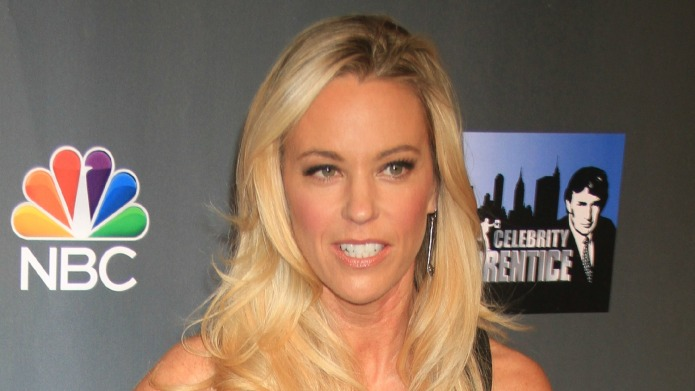 Kate Gosselin has a serious message