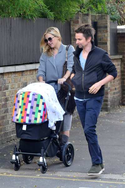 Kate Hudson's baby stroller