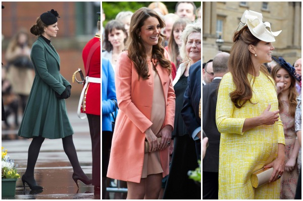 Kate Middleton March, April, May 2013