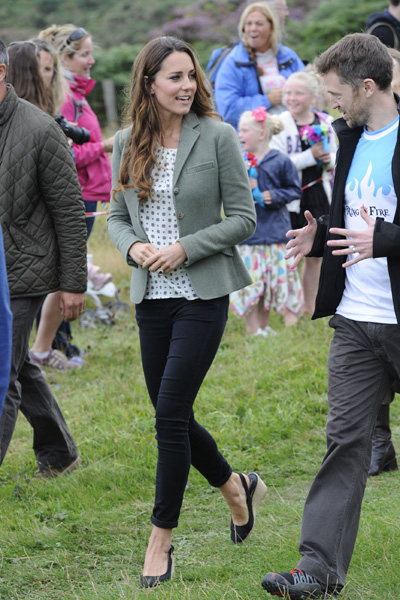 Kate Middleton - Copy her look