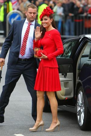 Kate Middleton - Fascinator