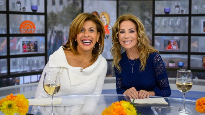 Kathie Lee Gifford Hota Kotb Today