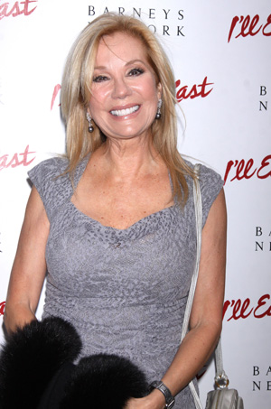 Kathie Lee Gifford at I'll Eat You Last