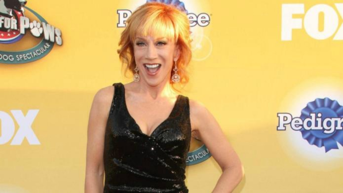 Kathy Griffin announces she's leaving Fashion