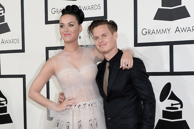 Katy Perry Brother Grammys