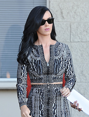 Katy Perry's legal battle with GHD